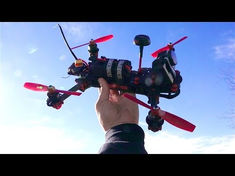 RC ADVENTURES - An FPV Racing Quadcopter Experience - 285 Vortex - Immersion RC - UCxcjVHL-2o3D6Q9esu05a1Q