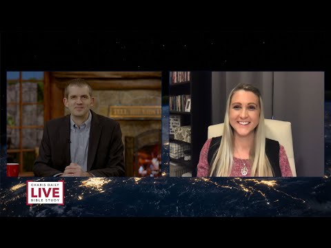 Charis Daily Live Bible Study: Miriam, Aaron and Moses - Deanne Gissel - December 14, 2020