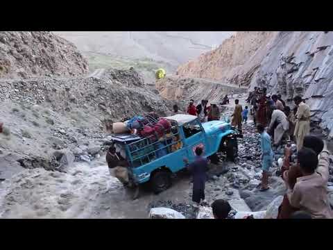 World's most dangerous roads Nepal  India