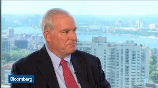 Fed's Rosengren Says He Dissented in July Because Economy 'Pretty Good'
