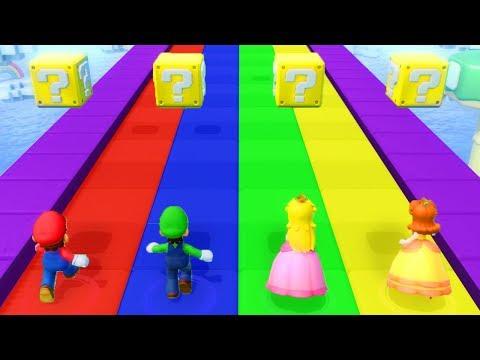 Newer Super Mario Bros  Wii - Koopa Planet (Complete World 8
