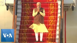 Indian Prime Minister Narendra Modi Concludes Three Nations Tour in Bahrain