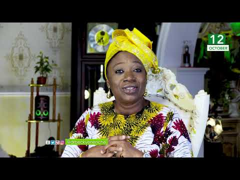 Dr Becky Paul-Enenche - SEEDS OF DESTINY  SATURDAY 12TH OCTOBER, 2019
