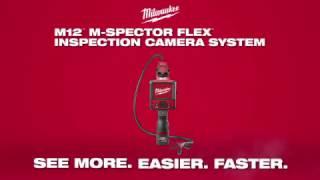 Vaatluskaamera Milwaukee M12 IC AV3-201C