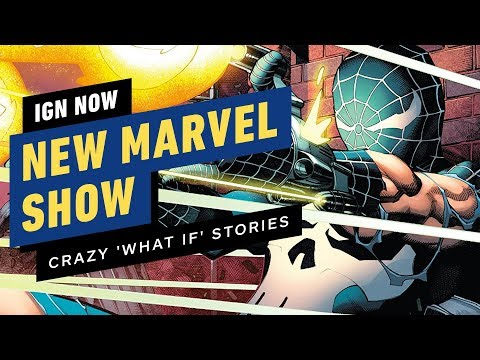 New 'What If' Marvel TV Show from MCU's Kevin Feige - IGN Now - UCKy1dAqELo0zrOtPkf0eTMw