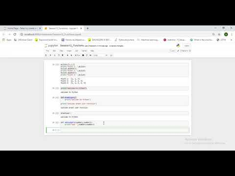 Python 3 Tutorial In Bengali - Function - Class 18