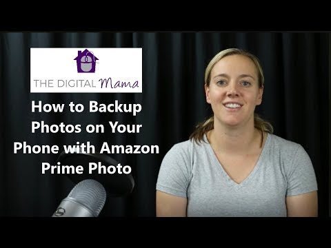 How to Backup Photos on Your Phone with Amazon Prime Photo - UCbM-90-hH2fBMpytKRrHBog
