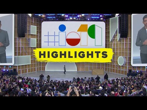 Google I/O 2019 Highlights - UCOmcA3f_RrH6b9NmcNa4tdg
