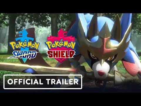 Pokémon Sword and Shield Trailer - New Pokemon, Legendaries, Dynamax - UCKy1dAqELo0zrOtPkf0eTMw