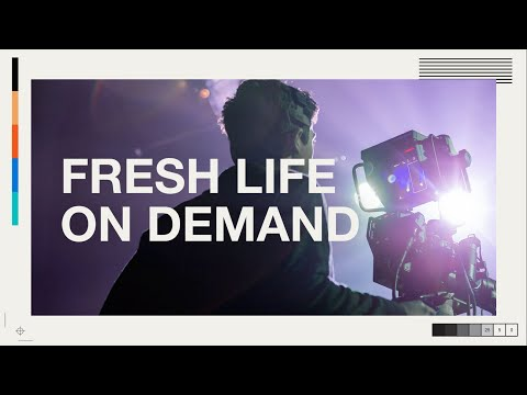 Join us for our rebroadcast of Fresh Life Church Online with Pastor Levi Lusko!