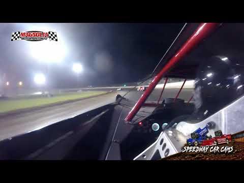 #15J Joshua Thomas - 604 Crate Late Model - Magnolia Motor Speedway 5-30-21 - dirt track racing video image