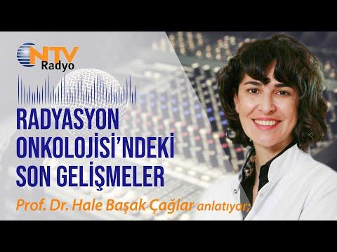 Prof. Dr. Hale Başak Çağlar - Radyasyon Onkolojisindeki son gelişmeler- NTV Radyo - Doktor bana doğruyu söyle