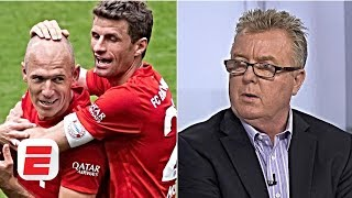 Bayern Munich may be kings of Germany, but they were scared puppies in Europe - Nicol | Bundesliga