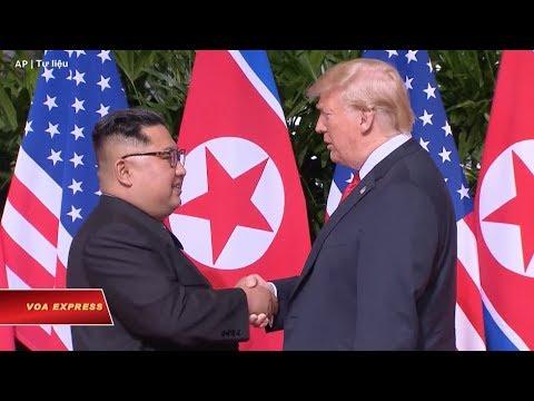 Kêu gọi Trump lưu ý Biển Đông nhân thượng đỉnh Trump-Kim tại VN  (VOA)
