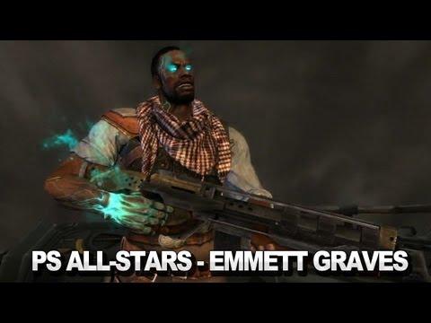 Emmett Graves - PlayStation All-Stars Battle Royale Trailer - UCKy1dAqELo0zrOtPkf0eTMw