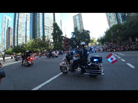 Canada Day Parade 2017 Vancouver And Camera Thoughts With Drone Practice Vlog