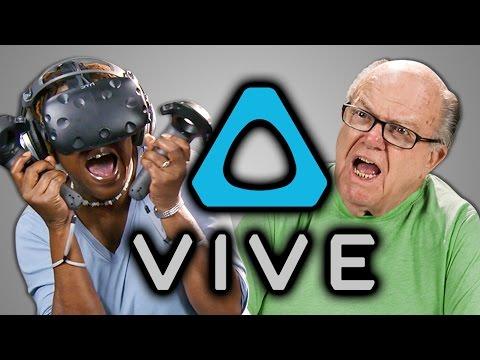 ELDERS REACT TO HTC VIVE (VR) - UC0v-tlzsn0QZwJnkiaUSJVQ