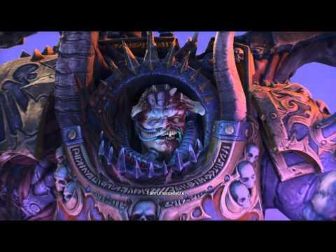 Space Marine Final Boss: Lord Nemeroth - UCcVXOrJI-4qXLpNdclfZJ9Q