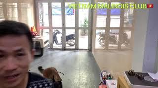 Training Malinois Nero & Arenji