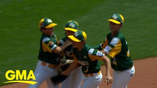 Pint-sized superstars face off as the Little League World Series begins | GMA