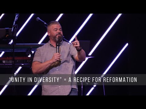 Unity in Diversity = A Recipe for Reformation