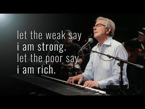 Don Moen - Give Thanks (Acoustic)  Praise and Worship Music
