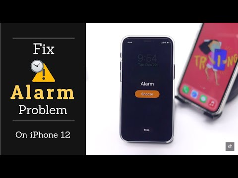 Alarm Not Working on iPhone 12, 12 Mini, 12 Pro, 12 Pro Max & How to Fix