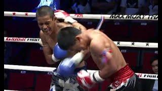ปานเพชร ป.ประวิทย์ VS เพชรเอก ศักดิ์ชานุ Max Muay Thai The Global Fight 2019 #ไม่เซ็นเซอร์  คู่7
