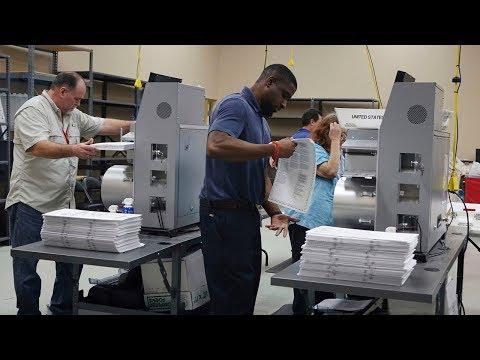 TT Trump kêu gọi ngưng tái kiểm phiếu bầu cử ở Florida