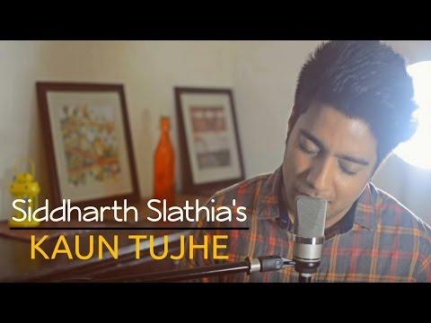 Kaun Tujhe Lyrics - Siddharth Slathia | MS Dhoni | Male Version