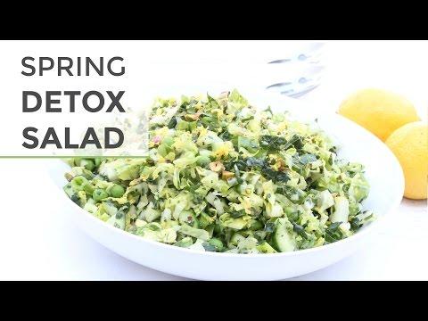 Easy Chopped Detox Salad Recipe | Spring - UCj0V0aG4LcdHmdPJ7aTtSCQ