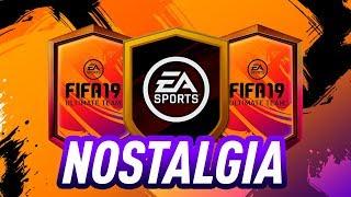 FIFA 19 | DME DESTAQUES NOSTALGIA MAIS BARATO COMPLETO 😱👍💰 || LINKER ||