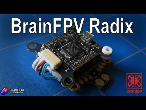 BrainFPV Radix Flight Controller (Vector Graphics OSD) - UCp1vASX-fg959vRc1xowqpw
