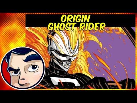 Ghost Rider (Robbie Reyes) - Origin - UCmA-0j6DRVQWo4skl8Otkiw