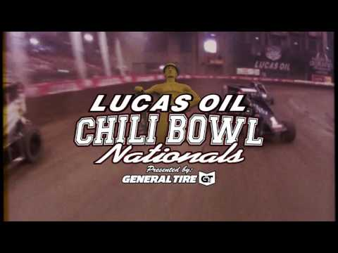 2017 Lucas Oil Chili Bowl on RBN - dirt track racing video image