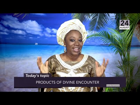 Dr Becky Paul-Enenche - SEEDS OF DESTINY  SATURDAY 24TH AUGUST, 2019