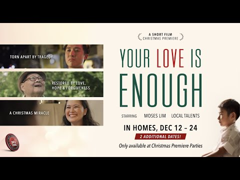 The Christmas Short Film 'Your Love Is Enough'  Cast Interview