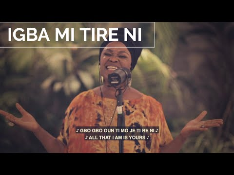 SOLA ALLYSON- IGBA MI TIRE NI (Spontaneous Song)