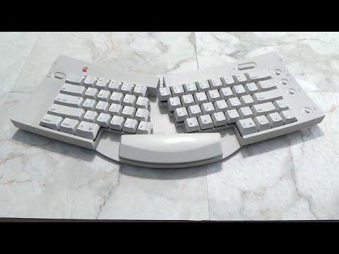 Apple Keyboard Evolution 1983-2015 Part 1 - UC8uT9cgJorJPWu7ITLGo9Ww