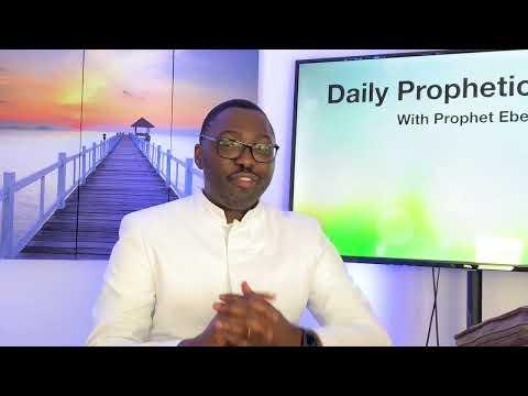 Prophetic Insight 08/24/2021