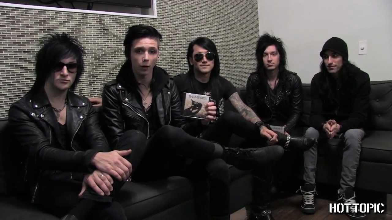 A Message From Black Veil Brides Audiomania
