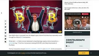 Bitcoin ? Global Recession Inverted Yield Curve | Dan Larimer Patented Secure Digital Identity