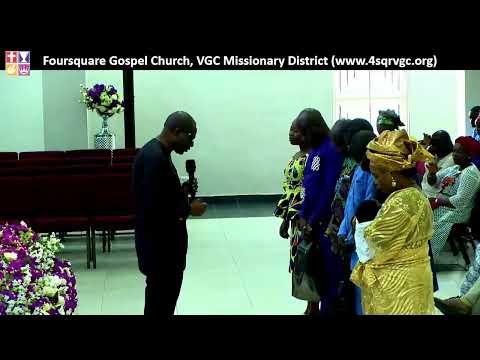 Sunday Worship Service: 18th Aug 2019