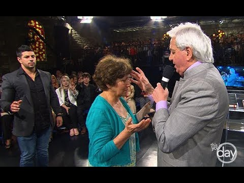 He's Here right Now - a special sermon from Benny Hinn