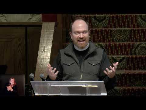 Sermon - 03/07/2021 - Pastor Shawne Brown - Christ Church Nashville