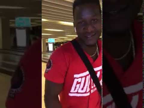 Darren Sammy Arrived In Karachi For PSL 5
