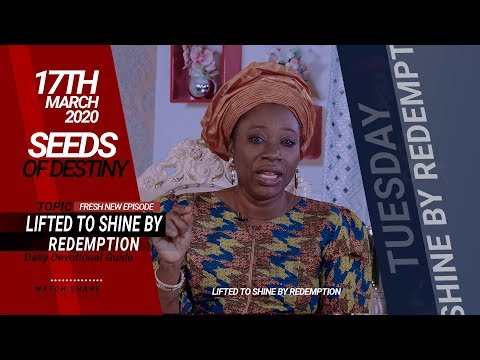Dr Becky Paul-Enenche - SEEDS OF DESTINY  TUESDAY, 17 MARCH, 2020
