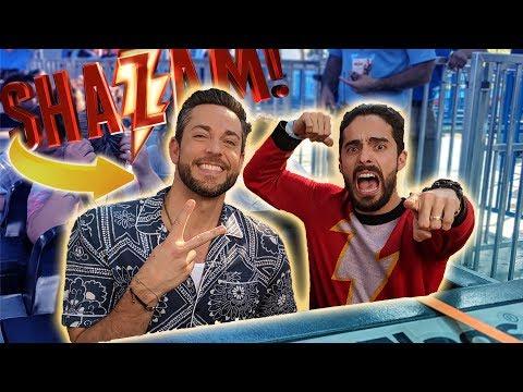 BERTH VS UN SUPERHÉROE! Shazam ⚡️ - UC2IDkGu61j_mwNJOc54Sb5w