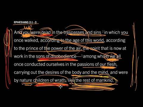 Ephesians 2:13 // Part 1 // United Under Wrath and the Cross