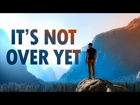 It's NOT OVER Yet - Live Re-broadcast